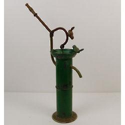 Water Pump Garden Sculpture