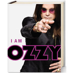I Am Ozzy Signed Book