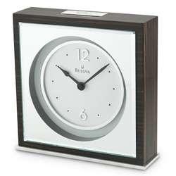 Bulova Modern Square Clock