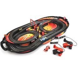 Foldaway Instant Slot Car Set