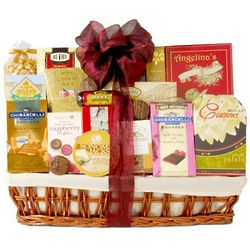 Crowd Pleaser Gourmet Gift Basket