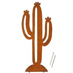 Handmade Cactus Garden Sculpture