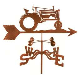 John Deere Tractor Weathervane
