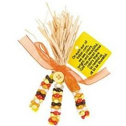 12 Beaded Indian Corn Pin Craft Kits