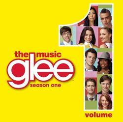 Glee The Music Volume 1 Soundtrack CD