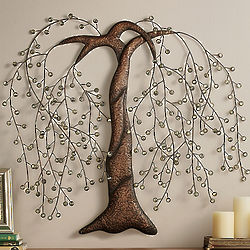 Willow Tree Wall Sculpture