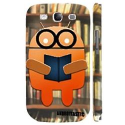 Androitastic Samsung Galaxy S3 Hard Cell Phone Cover