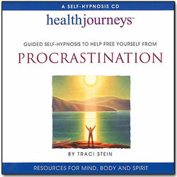 Procrastination Self Help CD