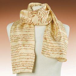 Constitution Silk Scarf