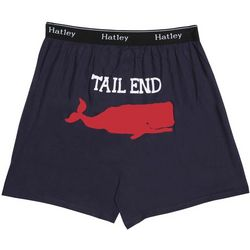 Whale Tail End Boxer Shorts