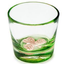 Sham-Rock Glass