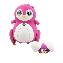Penbo Interactive Waddling Penguin with Bebe