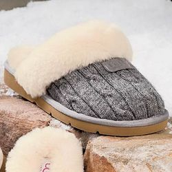 Ugg® Australia Cozy Knit Slippers