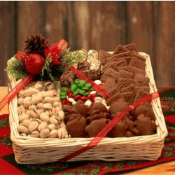 Sweet Treats Holiday Tray