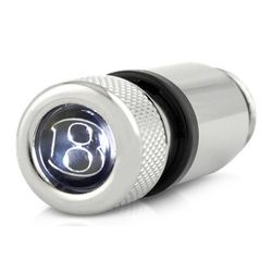 Bentley Rechargeable Jewelled Flashlight