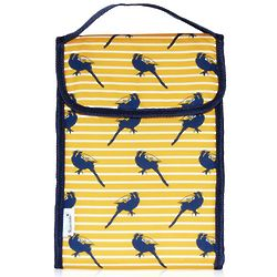 Birds Insulated Lunch Bag