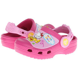 Crocs Toddler Hello Kitty Plane Clog