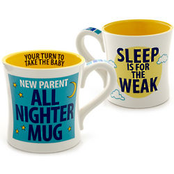 New Parent All Nighter Mug