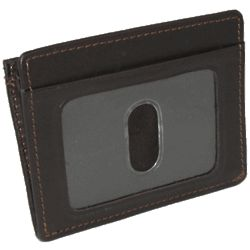 DOPP Leather Front Pocket Getaway Wallet