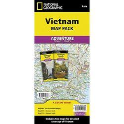 Vietnam Map Pack Bundle