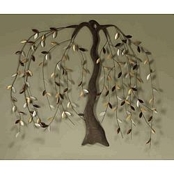 Willow Metal Wall Art