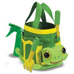 Sunny Patch Tootle Turtle Tote Set