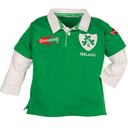 Children's Irish Rugby Shirt