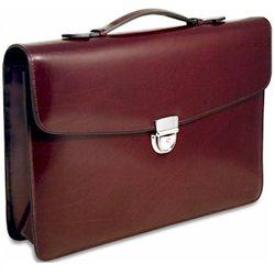 Milano Slim Flap Briefcase