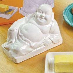 Buddha Butter Dish