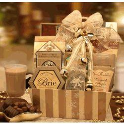 Golden Inspirations Holiday Gift Basket
