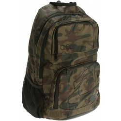 Camo Print Epic Backpack