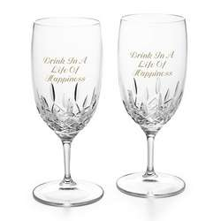 Waterford Lismore Essence Water Glasses