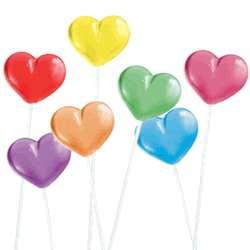 40 Heart Twinkle Pops