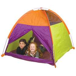Multicolored Outdoor Play Tent