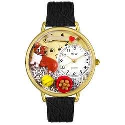 Corgi Watch with Miniatures