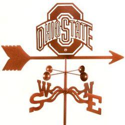 College Logo Weathervane