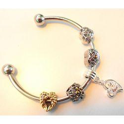 In My Heart Add-a-Charm Bracelet