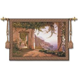 Amalfi Dai Cappuccini Tapestry