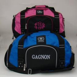 Big Dome Personalized Duffle Bag