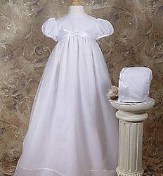 Organza Christening Gown