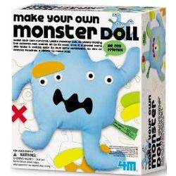 Make Your Own Monster Doll Kit