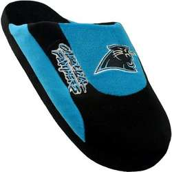 Carolina Panthers Low Pro Stripe Slippers