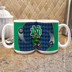 NCAA Mascot Mug Set