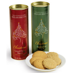 Christmas Biscuit Cookies Tins