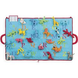 ABC Animal Activity Mat