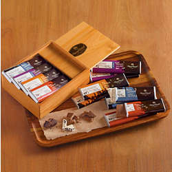 Assorted Chocolate Bar Gift Box