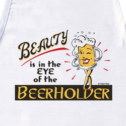Beerholder Apron
