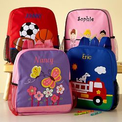 Kids Personalized Themed Backpack