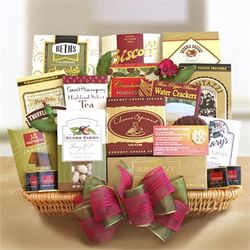 In Our Hearts Sympathy Gift Basket