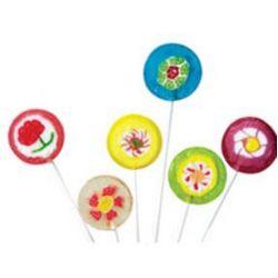 40 Groovy Flower Twinkle Pops